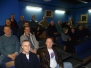 Guest speaker Lee Sproats. 27th February 2012