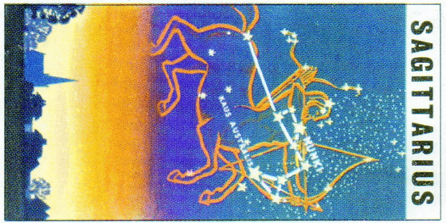 Constellation of the Month August : Sagittarius