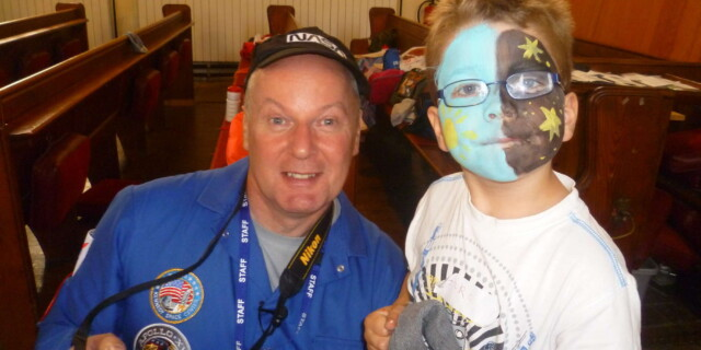 Space Academy holiday club at Christ Church Oakworth