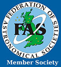 Members of the Federation of Astronomy societies