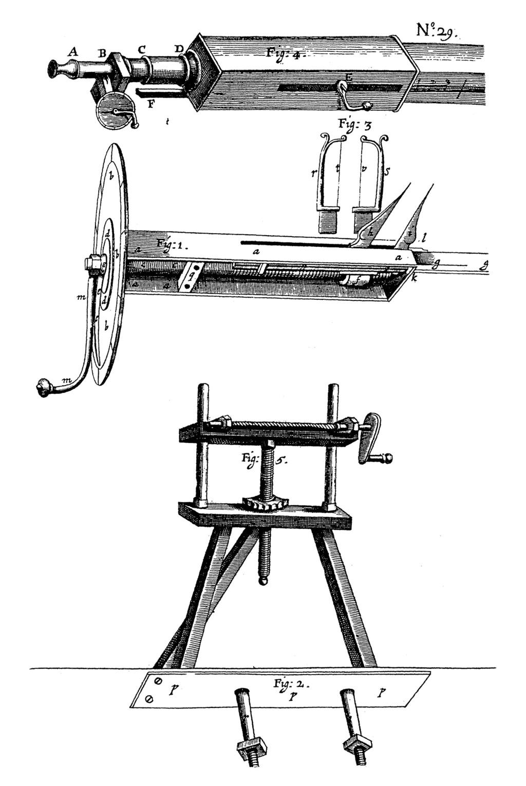 gascoignes_micrometer_as_drawn_by_robert_hooke